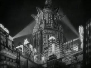 metropolis, torre di babele
