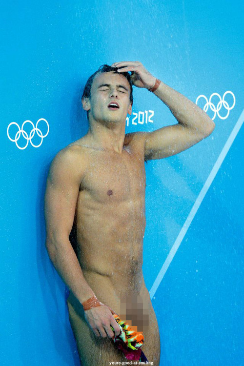 Tom daley naked nude casually come