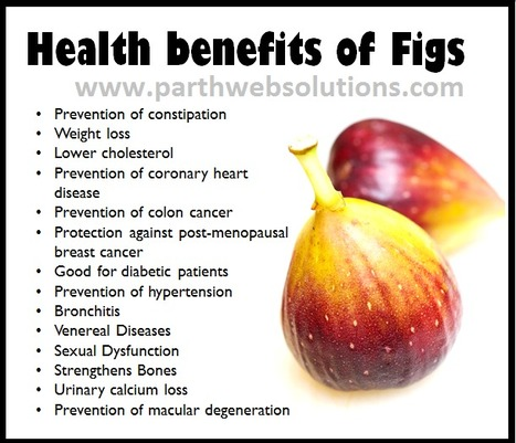 benefit of figs