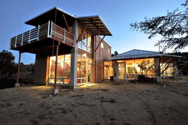TOP 7 UNIQUE HOUSE DESIGN: MODERN RANCH HOUSE DESIGN AS A REFLECTION OF ITS SURROUNDINGS, WITH A NOD TO THE FUTURE