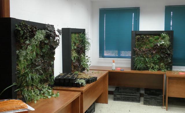 cursos jardines verticales