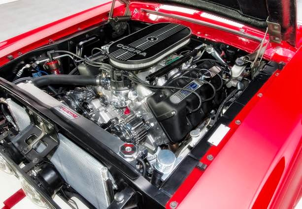 1967 Shelby GT500 Tribute RK527 Engine
