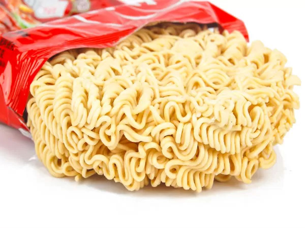 Stay away from instant noodles to keep healthy