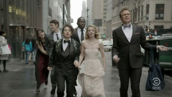 Broad City Season 1 Episode 8 Destination Wedding