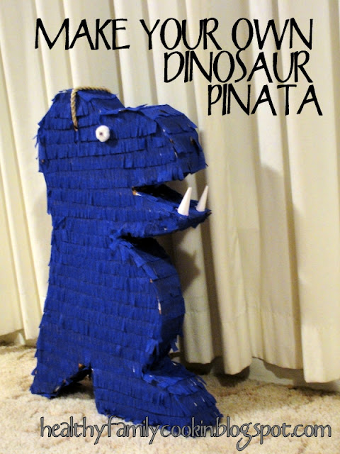 step by step instructions on how to make a pinata