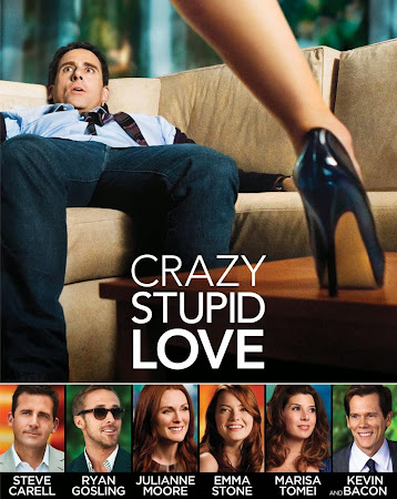 Poster Of Crazy Stupid Love 2011 In Hindi Bluray 720P Free Download