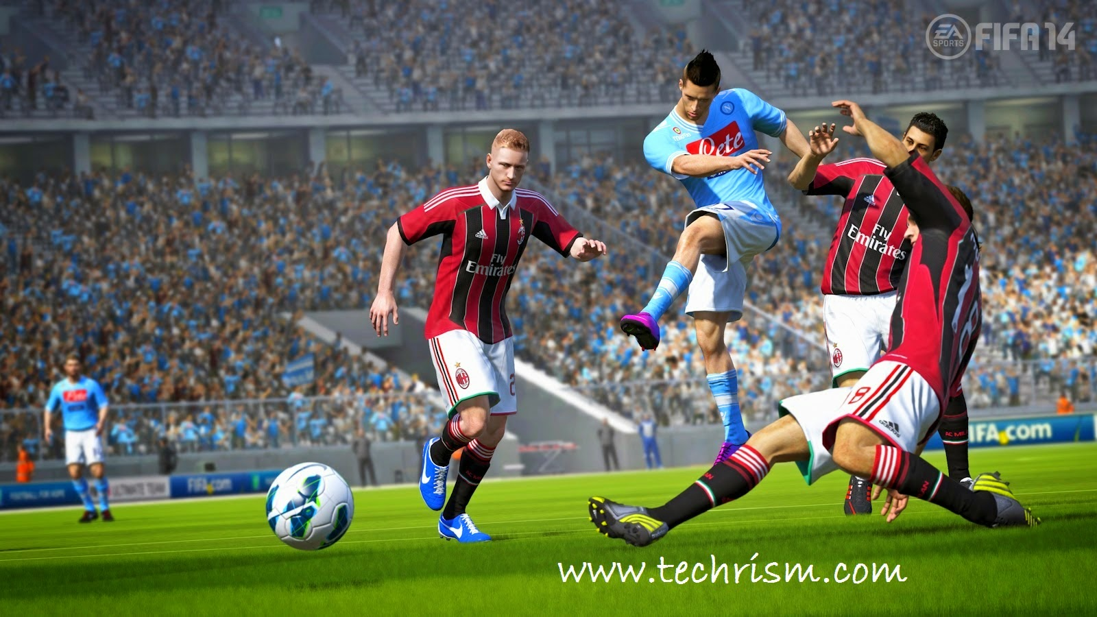 Download best football or soccer games for android in 2014 - By Installing Fifa On Your Smartphone You Have Worlds Most Famous Game On Your Fingertips Download It From Here