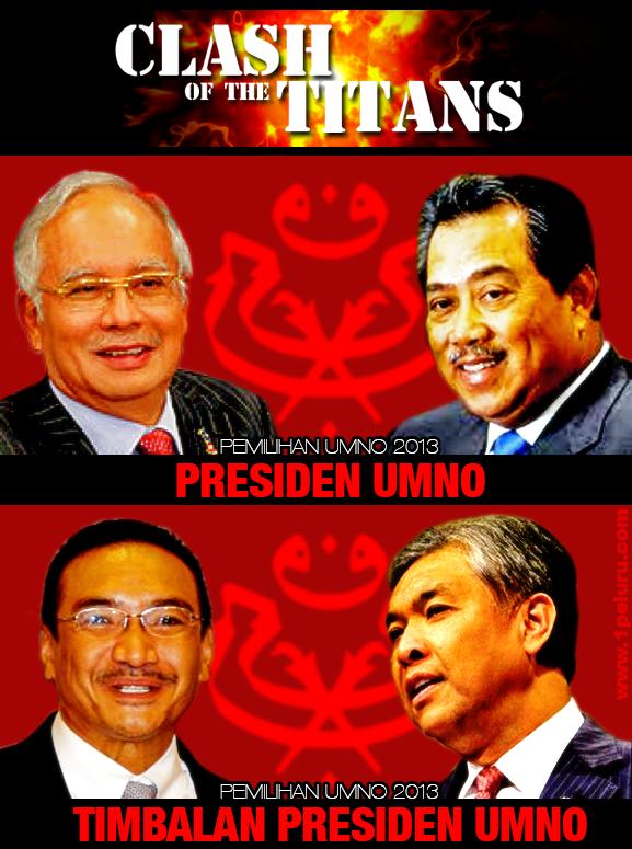 pemilihan umno 2013