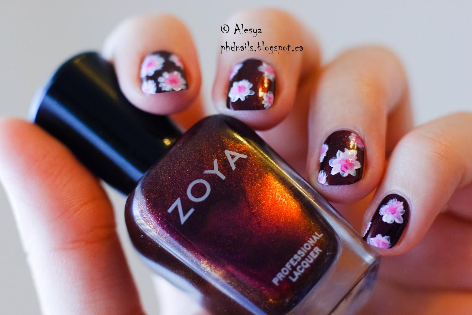 PhD nails: Mundo de Unas stamping polish review.