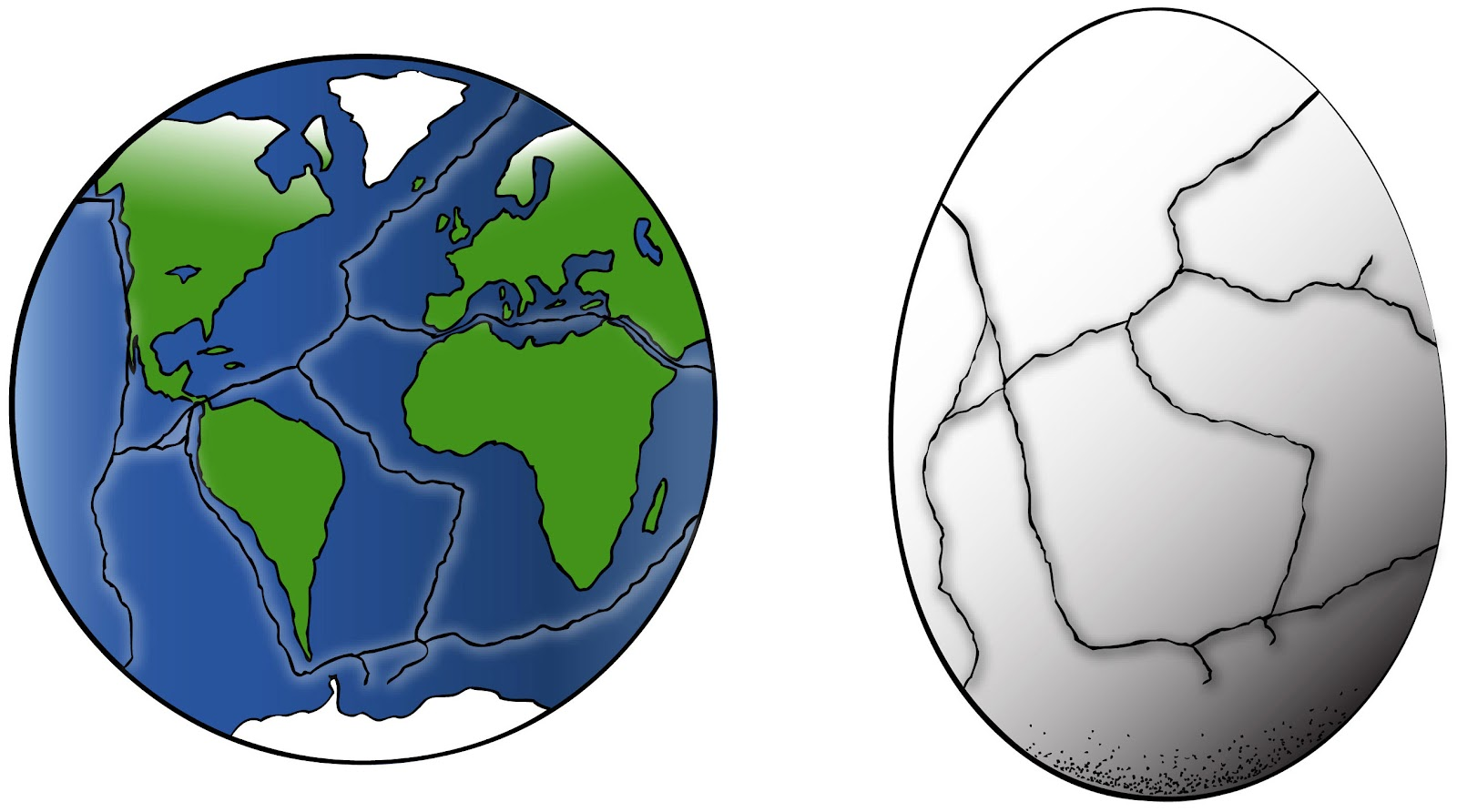 Plate Tectonics For Kids Link to plate tectonic
