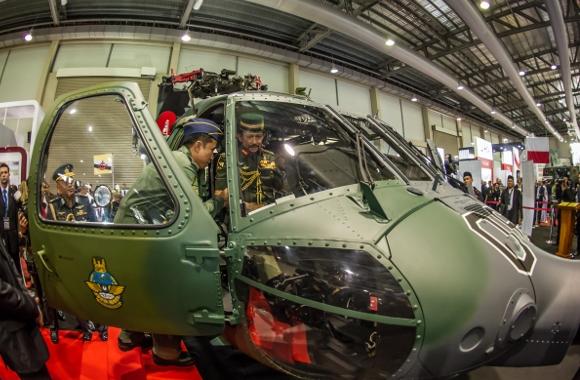 Helikopter S-70i SAR