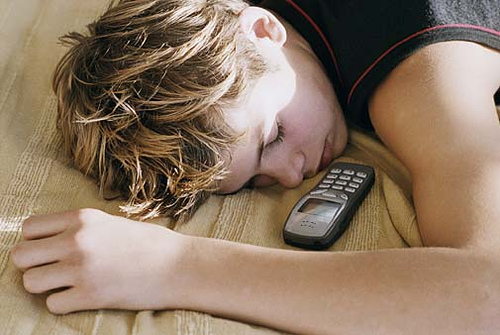 On average, teens are sleeping two full hours less than recommended for ...