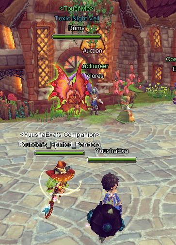 dragomon hunter flying mount