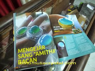 Majalah Batu mulia Indonesia