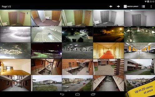 tinyCam Monitor PRO for IP Cam