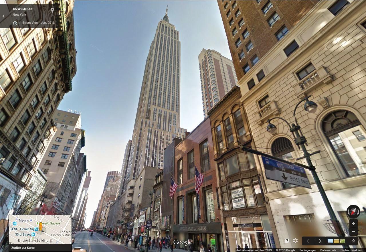 new york history geschichte 22 west 34th street. Black Bedroom Furniture Sets. Home Design Ideas