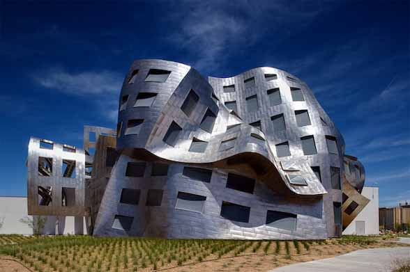 Architecture cleveland lou ruvo center for brain health for Amazing architecture design