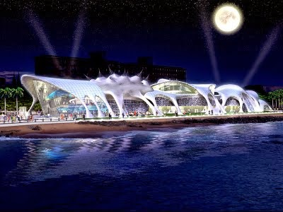 Futuro Aquário de Fortaleza-CE