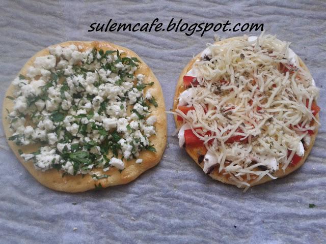 DIYET PIZZA UNSUZ