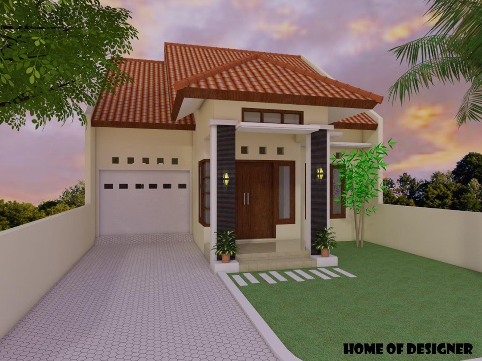 Rumah Desainer & Rumah Desainer: Jasa Desain Rumah 2D/3D Yogyakarta
