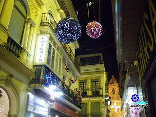 Sevilla - Navidad 2012 - Alumbrado 02