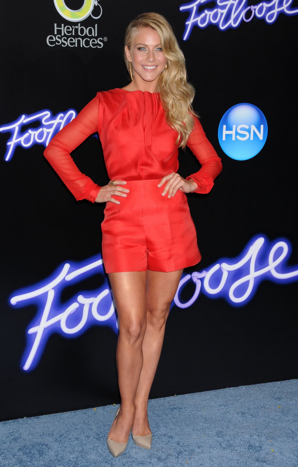 The Toe Cleavage Blog Happy New Year Julianne Hough