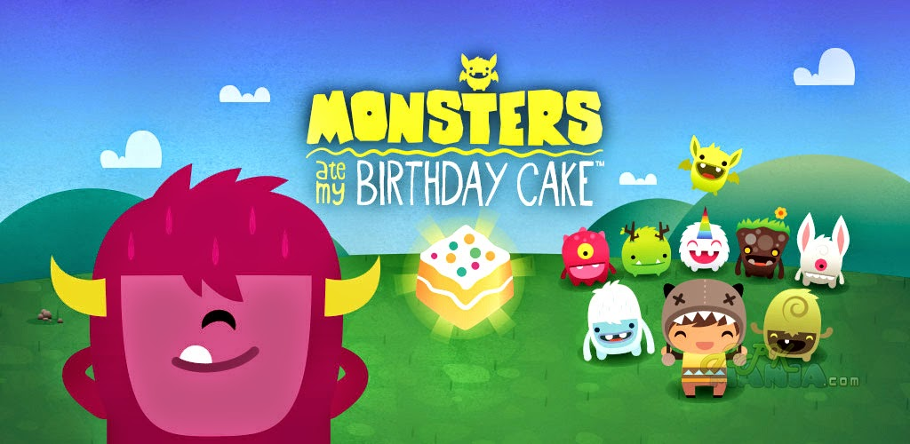 Download Monsters Ate My Birthday Cake Apk + Data