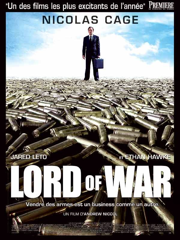 Affiche française de Lord of War
