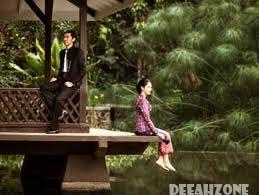Foto Prosesi Pernikahan Ibas Aliya
