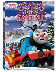 Thomas and Friends: Santa's Little Engine