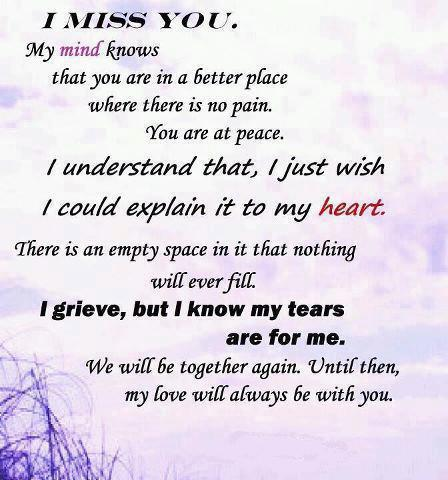 Rest In Peace Mom Quotes And Sayings Quotesgram
