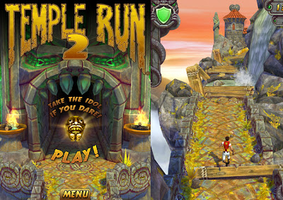 temple run2 Funny Apps For Samsung Galaxy S4
