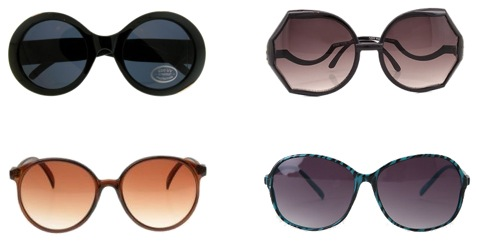 Sunglasses For Face Shape Quiz : Redefining the Face Of Beauty : THE ROUND FACE, PART THREE