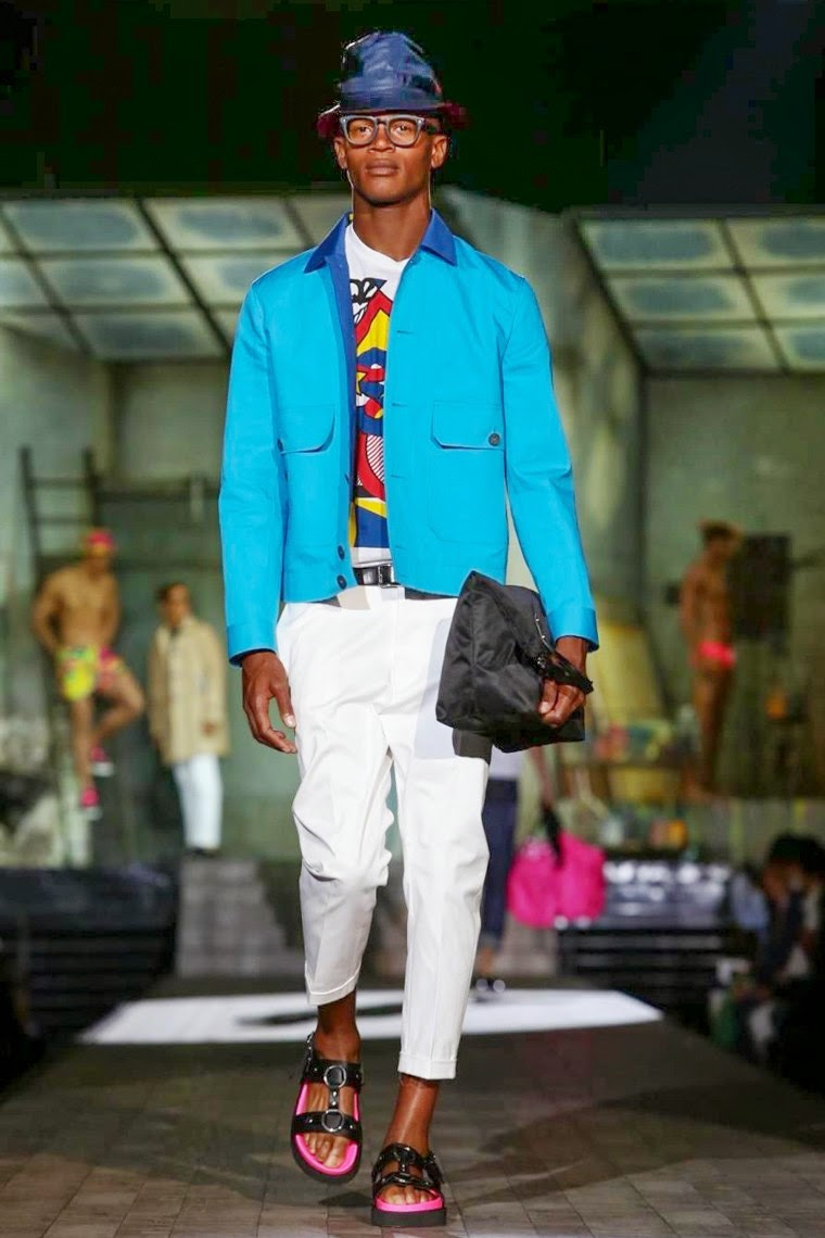 DSquared2, DSquared2-Spring-summer, DSquared2-spring-summer-2015, DSquared-spring-summer, dean-caten, dan-caten, pop-art, andy-warhol, robes-pas-cheres, du-dessin-aux-podiums, dudessinauxpodiums, milan-fashion-week, outlet-online, dsquared-scarpe, shopping-online, dsquared-outlet, online-shopping, chemise-homme, costume-homme, vetement-homme, short-homme