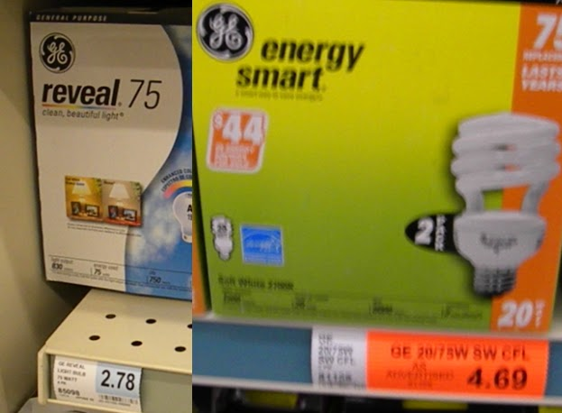 kmart light bulb guy. Purchase 2 GE Reveal light