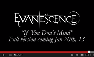 evanescence - If you don't mind  Greece