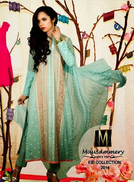 Mausummery Ready Made Eid Dress
