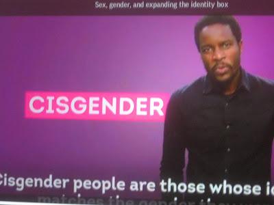 Cisgender people sexual identity Watchup Wii U app Nintendo