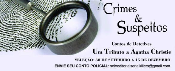 Seja um autor do livro Crimes & Suspeitos: </br> Editora Illuminare