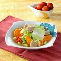 Resep Dan Cara Memasak Sayur Sawi Putih Kuah Lezat