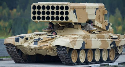 Le armi segrete russe usate da Putin in Siria