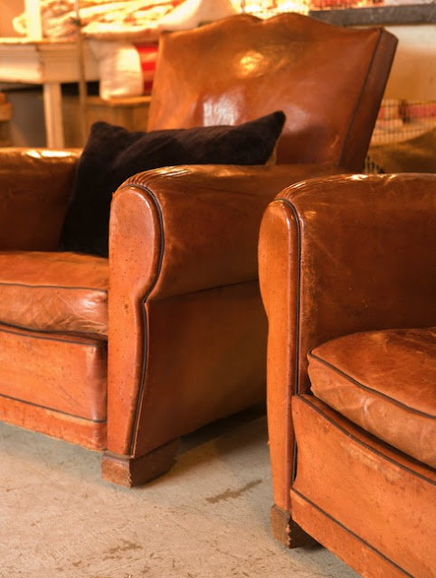 Interior Design The Leather Club Chair