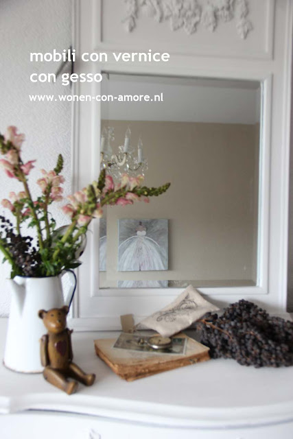 Shabby chic con amore   casa shabby chic.: tutorial: quale vernice ...