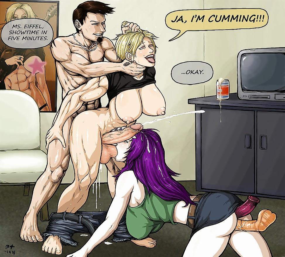 Big didlo cartoon sexy download