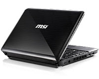 MSI L1350D-1672US netbook