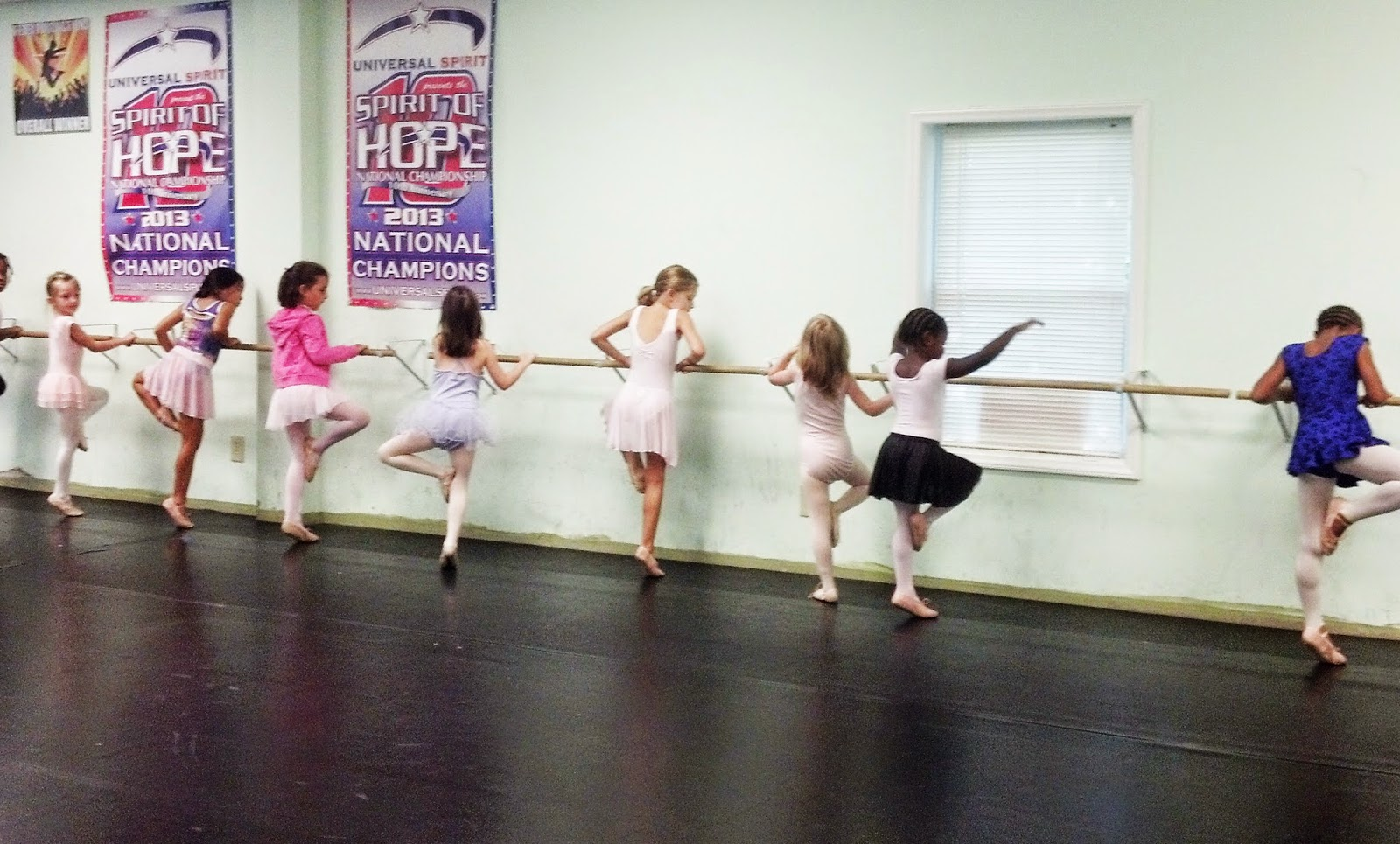 charlotte children's ballet classes