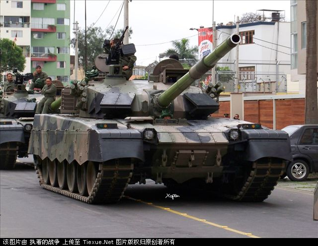 Tank Type 69-II China