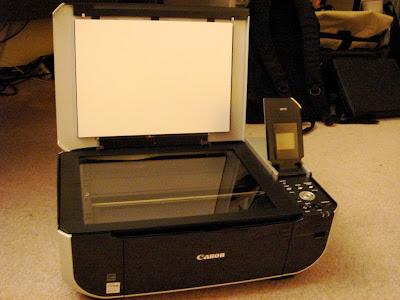 impresoras canon multifuncional