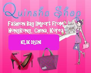 quinsha shop tas impor korea