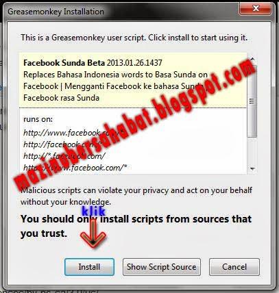 Cara Mengubah Bahasa Facebook Menjadi Bahasa Sunda